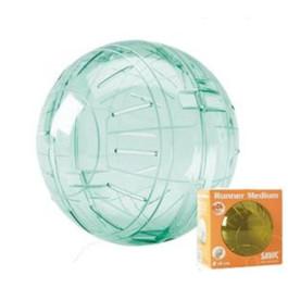 SAVIC Колесо-шар пластиковое для грызунов d18см