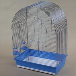 INTERZOO Клетка для птиц LUSI III, цинк 54*34*75см