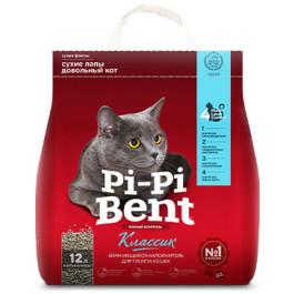 Pi-Pi-Bent Классик комкующийся наполнитель, пакет