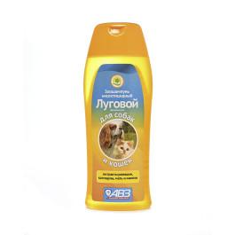Луговой Шампунь инсектицидный для собак и кошек от блох 270мл АВЗ