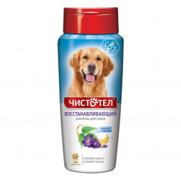 Чистотел шампунь для собак Восстанавливающий 270мл