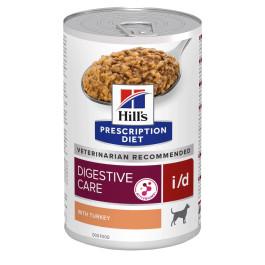 HILL'S Prescription Diet консервы для собак I/D расстройства пищеварения 360г