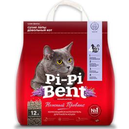 Pi-Pi-Bent Нежный Прованс комкующийся наполнитель