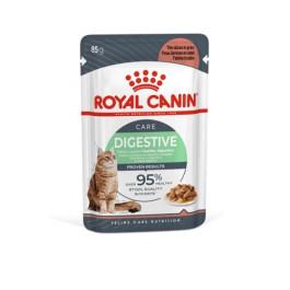 Royal Canin Digest Sensitive консервы для кошек с чувствительным пищеварением кусочки в соусе 85г