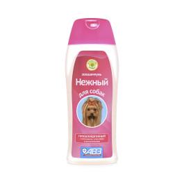 Нежный шампунь гипоаллергенный с хитозаном и алоэ Вера для собак 270мл  АВЗ
