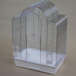 INTERZOO Клетка для птиц SONIA III, цинк 54*34*75см