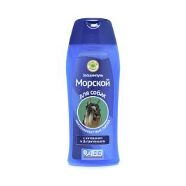 Морской шампунь с хитозаном и провитамином В-5 для собак жесткошерстных пород 270мл АВЗ