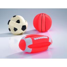 Игрушка для собак винил Мяч спортивный 16см  Beeztees