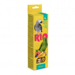 RIO Палочки для крупных попугаев с Фруктами и Ягодами 2шт*90г