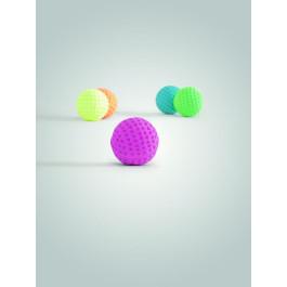 Игрушка для кошек Мяч для гольфа мягкий 4см (набор 4шт) Beeztees