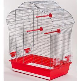 INTERZOO Клетка для птиц LAURA Chrome 60.5*34*71.5см