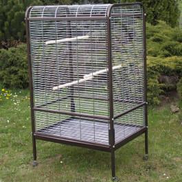 INTERZOO Клетка для птиц OMEGA IV 4мм 75*100*176см