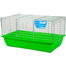 INTERZOO Клетка для кролика KROLIK 70 складная, цинк 71*40*35см