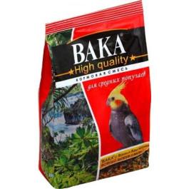 Вака High Quality Корм для средних попугаев 500г