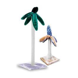 Когтеточка Пальма CLP высокая 40*40*100см сизаль