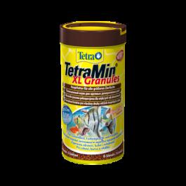 Tetra Min Granules XL Основной корм для всех видов рыб, гранулы XL