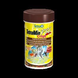 Tetra Min Pro Crisps Основной корм для всех видов рыб, чипсы