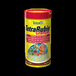 Tetra Rubin Granules Корм для усиления окраса рыб, гранулы 250мл