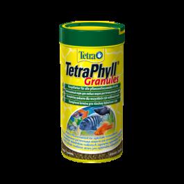 Tetra Phyll Granules Корм для травоядных рыб, гранулы 250мл