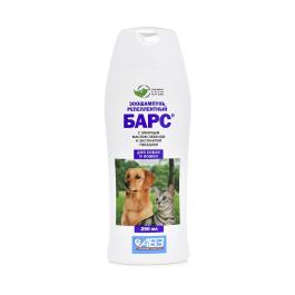 Барс Шампунь антипаразитарный для собак и кошек 250мл