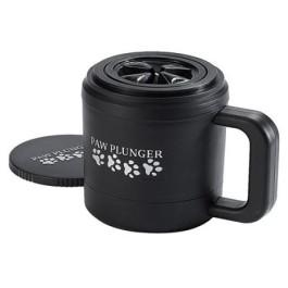 Paw Plunger Лапомойка для собак малая, чёрная