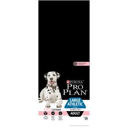 Pro Plan Large Athletic корм для собак крупных пород с чувствительной кожей, лосось