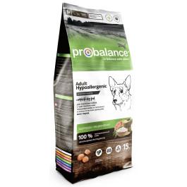 ProBalance Hypoallergenic Корм гипоаллергенный для собак всех пород 15кг