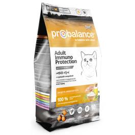 ProBalance Immuno Chicken&Turkey Корм для кошек с курицей и индейкой