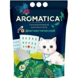 AromatiCat силикагелевый наполнитель Диагностический с гранулами-индикаторами pH 3л