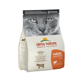 Almo Nature Holistic Корм для кошек с Говядиной и рисом