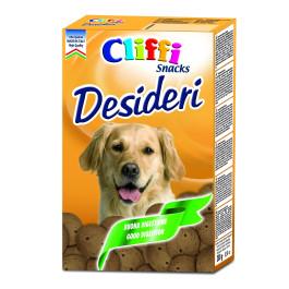 Cliffi Мясные бисквиты для собак Desideri 350г