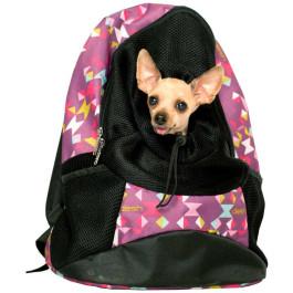 Рюкзак-переноска  Zooexpress для собак 35*18*40см