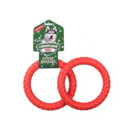 """Игрушка для собак """"Суперкольцо"""" 18см Сибирский Пес"""