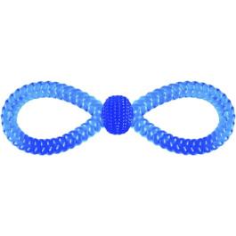 Игрушка для собак литая резина в форме Восьмерки 25см №1