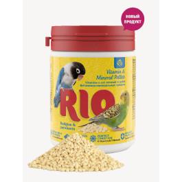 RIO Витаминно-минеральные гранулы для волнистых и средних попугаев 120г