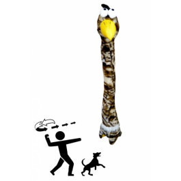 Игрушка для собак плюш Птица камуфляж 60 см Papillon