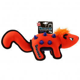 Игрушка для собак текстиль DURASPIKES Скунс 38*12*15см GiGwi
