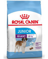 Royal Canin  Giant Junior Корм для щенков очень крупных пород
