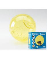 SAVIC Колесо-шар пластиковое для грызунов d25см