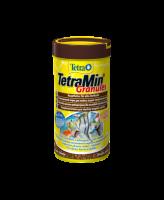 Tetra Min Granules Основной корм для всех видов рыб, гранулы