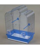 INTERZOO Клетка для птиц IZA I, цинк 45*28*61,5см