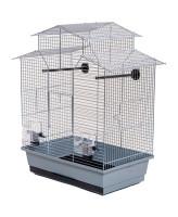 INTERZOO Клетка для птиц IZA II, цинк 51*30*60,5см
