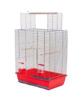 INTERZOO Клетка для птиц ARA, цинк  54*34*68,5см