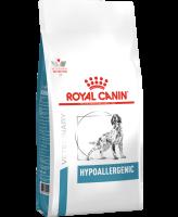 Royal Canin Hypoallergenic DR21 диета для собак с пищевой аллергией и непереносимостью