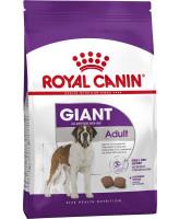 Royal Canin  Giant Adult корм для собак крупных пород свыше 45кг