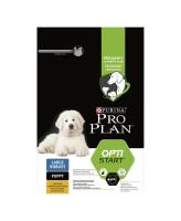 Pro Plan Large Robust Pappy корм для щенков крупных пород мощного телосложения, курица/рис