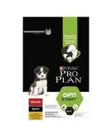 Pro Plan Medium Pappy корм для щенков средних пород, курица