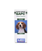 Барс Капли ушные для кошек и собак 20 мл