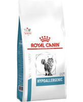 Royal Canin Hypoallergenic диета для кошек при пищевой аллергии и непереносимости