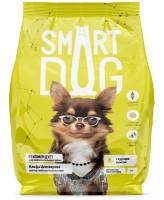 Smart Dog корм для  взрослых собак с курицей и рисом